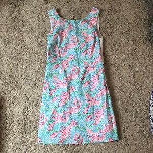 Lilly Pulitzer lobster dress